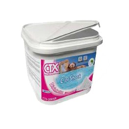 Chlore choc - CTX granulés 5 kg