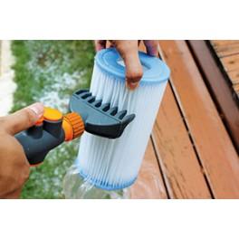 Peigne de nettoyage pour cartouches